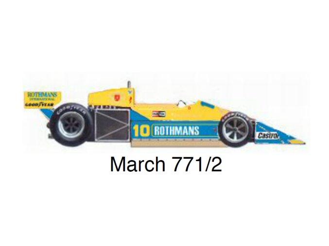 March 771/2 - GP Netherlands 1977