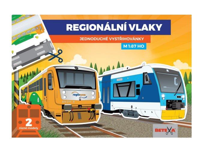 Regionální vlaky