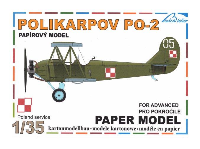 Polikarpov PO-2 - Poland service