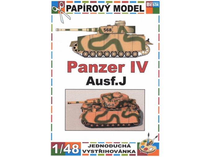 Panzer IV Ausf.J