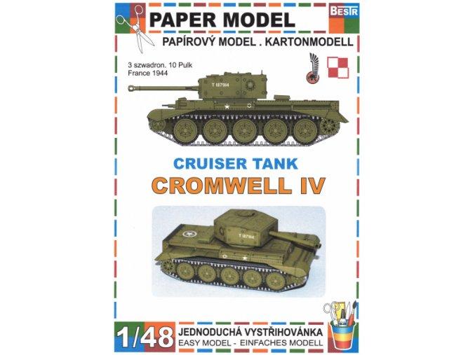 Cruiser Tank Cromwell IV