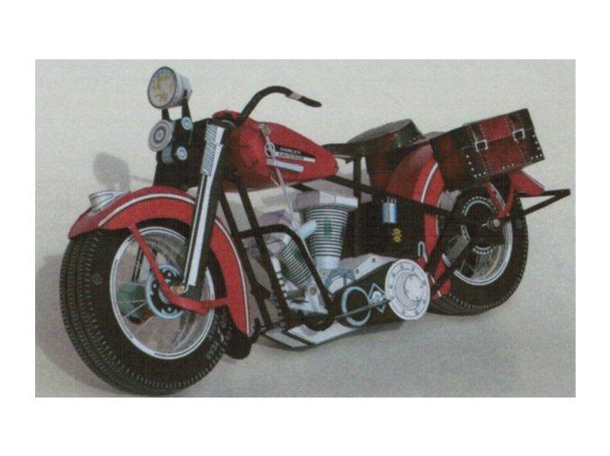 Harley Davidson Panhead 1948