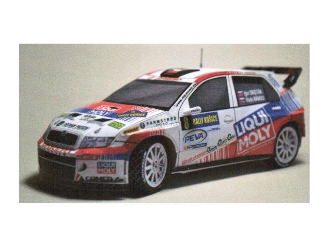 Škoda Fabia WRC EVO.2 [8]