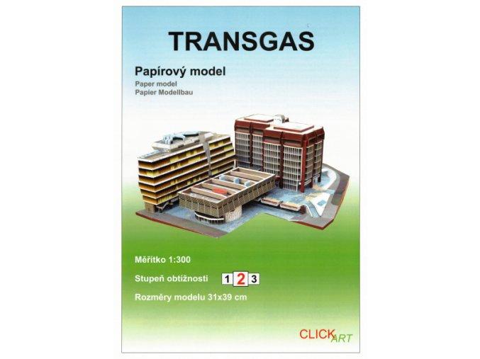 kancelářský komplex Transgas