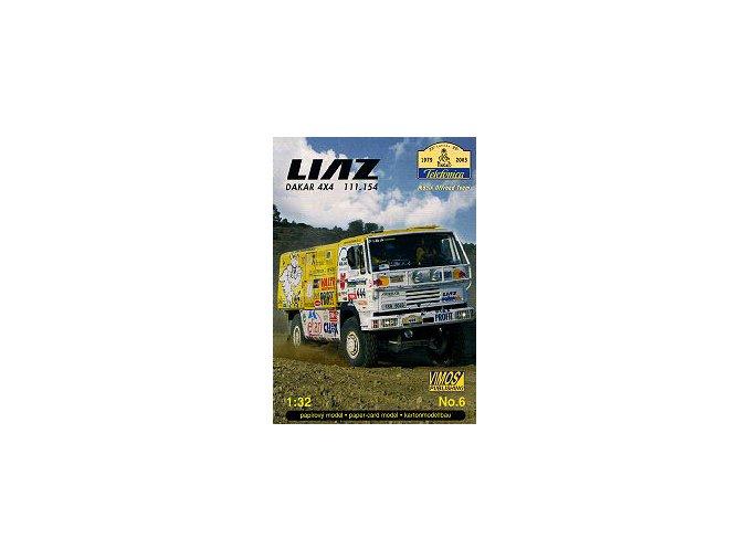 LIAZ 111.154 Rallye Paris - Dakar 2003