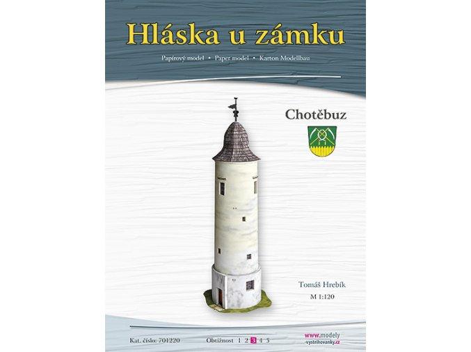 Chotěbuz - Hláska u zámku