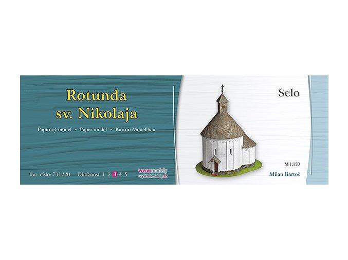 Selo - rotunda sv. Nikolaja