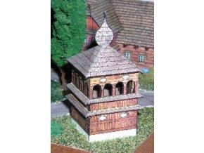 zvonice v Hronseku