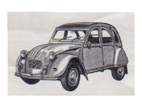 Citroën 2CV safari
