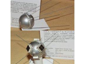 Sputnik 1 + Vanguard 1