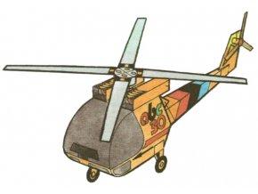 vrtulník ABC-30