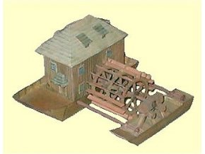 lodní mlýn Libochovany