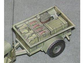 přívěs k Jeep Willys
