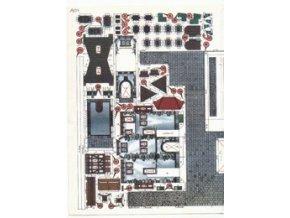 brána č.2, náměstí a doplňky