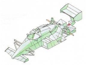Zakspeed Formula Racing 841