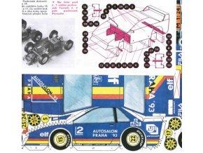 Autos XM 2 + XM 211