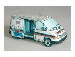 Volkswagen - Wendler Security Car