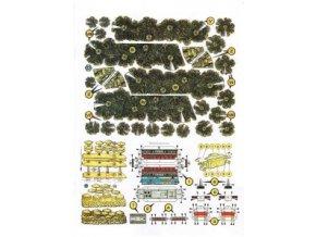 Tatra 815 VVN 8x8 + Karosa LC 736 + Karosa LC 734 + T 478.3 (753) + listnatý háj I + třešeň I