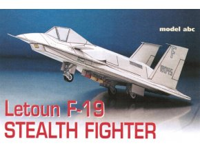 F-19 Stealth Fighter