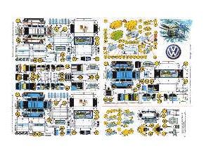 Volkswagen Transporter TDI syncro (3 ks) + SKI-DOO Alpine III