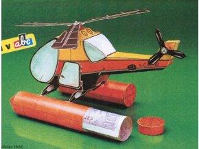 Vrtulníček - kasička