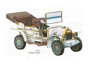 Spyker 14/18 HP open tourer - 1906