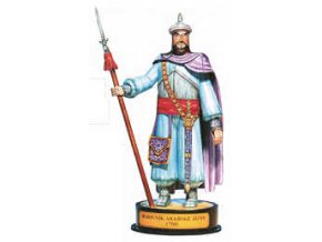 bojovník arabské jízdy (750)