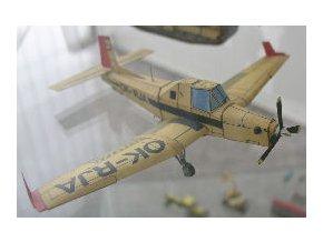 XZ-37T Agro Turbo - Čmelák