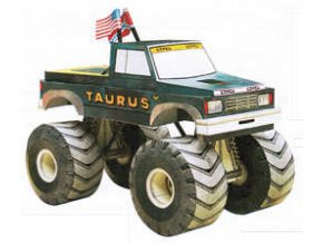 Monster truck Taurus team