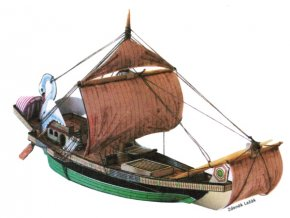 římská obchodní loď
