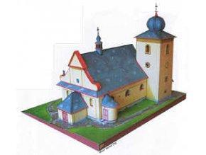 kostel sv. Bartoloměje - Jablonné nad Orlicí
