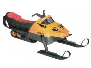 Ski-doo Alpine III (2002)