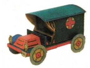 sanitní vůz