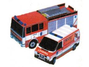 CAS 25 K Liaz 101.860 + TA Volkswagen Transporter 1.9 TDi