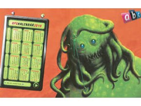 UFO kalendář 2010