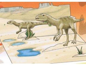 dinosaurus od Červeného kostelce