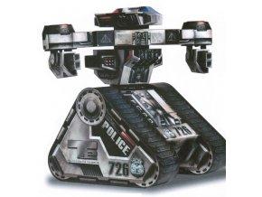 Droid T2 - policejní mech