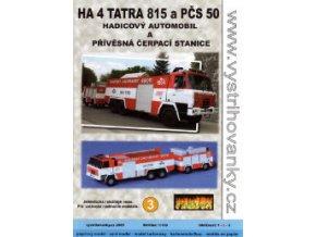 HA 4 Tatra 815 + PČS 50