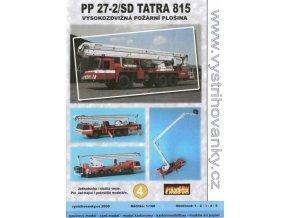 PP 27-2/SD Tatra 815