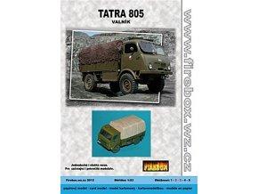 Tatra 805 valník