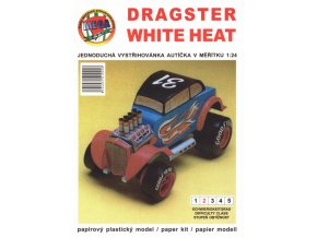 Dragster White Heat