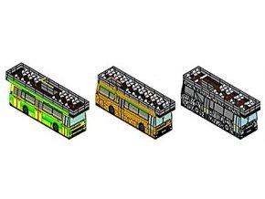 Karosa B 731 + 2x Karosa C 734
