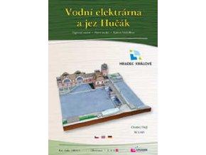 vodní elektrárna a jez Hučák - Hradec Králové