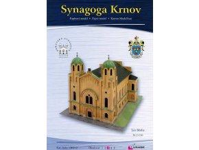 Krnov - Synagoga