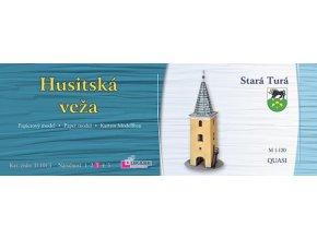 Stará Turá - Husitská veža