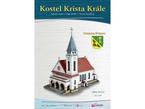 Ostrava-Svinov - kostel Krista Krále