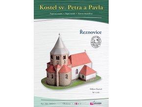 Řeznovice - kostel sv. Petra a Pavla