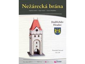 Jindřichův Hradec - Nežárecká brána
