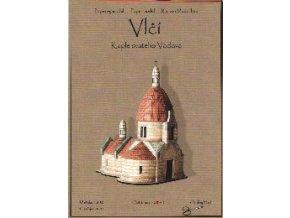 Vlčí - Kaple svatého Václava