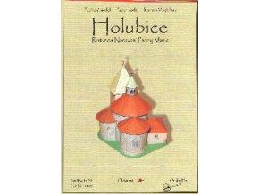 Holubice - Rotunda Narození Panny Marie
